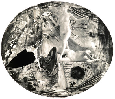 Joel-Peter Witkin, 'Eve Knighting Daguerre', 2003