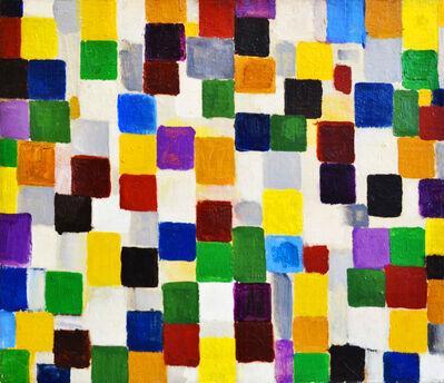 Jan Müller (1922-1958), 'Pre-Mosaic Squares', 1949-1950
