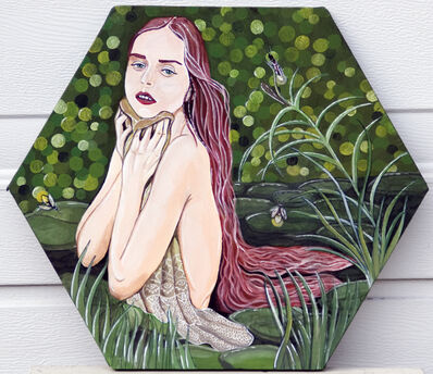 Lydia Pudel, 'Firefly', 2019