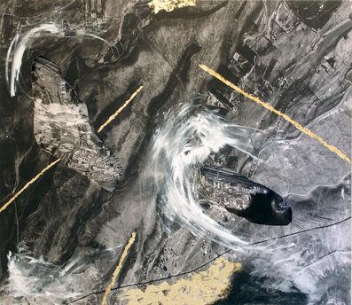 Alberto Borea, 'Borders and Highways (Senegal – Trípoli –  Siria - Gambia)', 2018