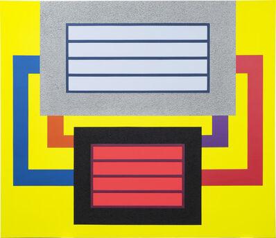 Peter Halley, 'Artifact', 2006