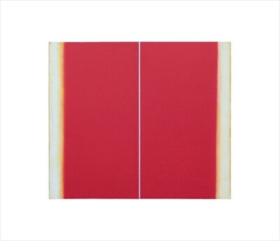 Betty Merken, 'Structure, Cadmium Red', 2015