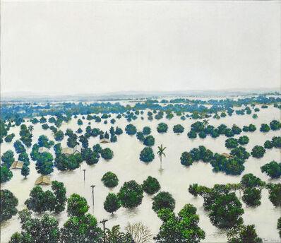 Tomás Sánchez, 'Flood', 1981