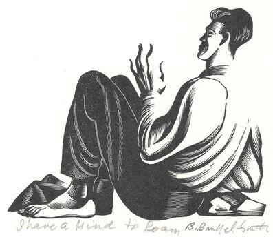 Bernard Brussel-Smith, 'I Have a Mind to Roam', 1946
