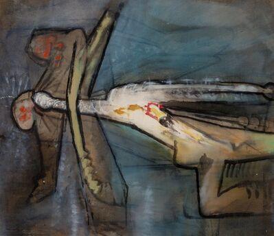 Roberto Matta, 'Boxer', 1963