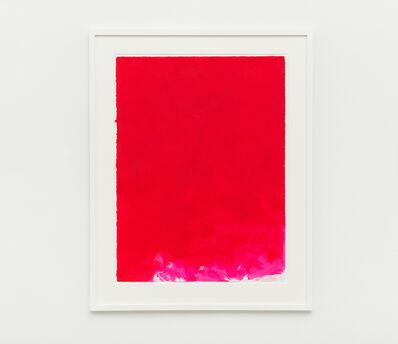 Gardar Eide Einarsson, 'Fluorescent Pink (Paper) IV', 2015