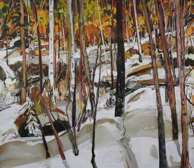 David Alexander, 'Overnight Melt Signals', 2016