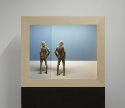 Peter Demetz, 'Reflected moment XIV', 2020