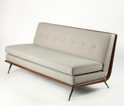 T.H. Robsjohn-Gibbings, 'Rare Armless Sofa #1727', ca. 1954