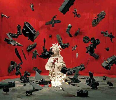 Norton Maza, 'La Expansión de la Locura, Serie El Delirio de Los Sabios', 2009