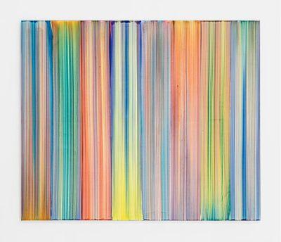 Bernard Frize, 'Gruc', 2019