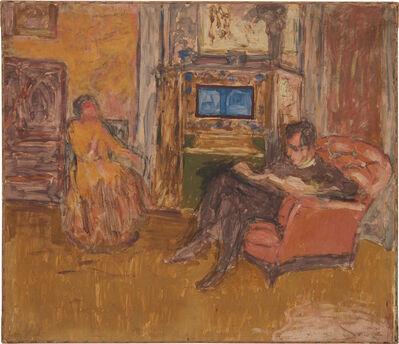 Édouard Vuillard, 'Monsieur et Madame Kapferer', 1916