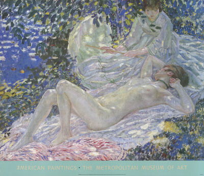 Frederick Carl Frieseke, 'Summer', 1980