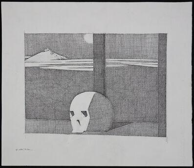 Cristino de Vera, 'Noche de luna en el Teide', 1999