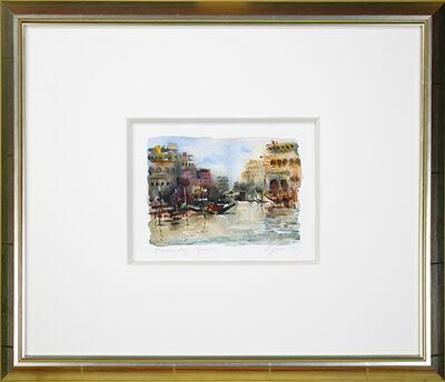 Craig Lueck, 'Cloudy Day - Venice', 2004