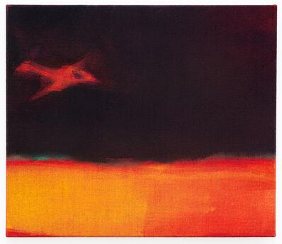 Leiko Ikemura, 'Night Flight', 2008