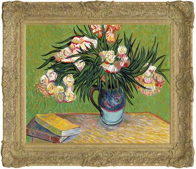 John Myatt, 'Oleanders In The Style Of Vincent Van Gogh', 2017