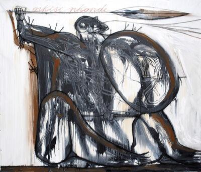 José Bedia, 'Nkisi Nkonde', 2013