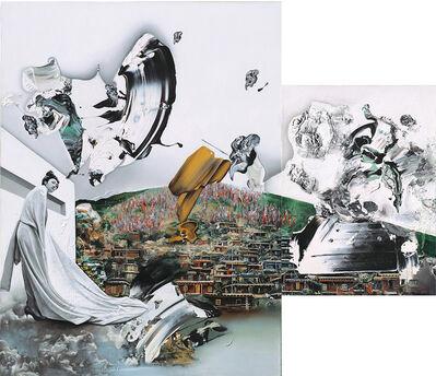 Zhong Biao 钟彪, 'Melancholy in Vain', 2017