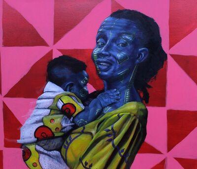 Spencer Evans, 'Mother to Son (Torera and Kikiogoluwa)', 2018