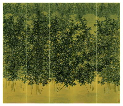 Koon Wai Bong, 'Bamboo Trees in Profusion', 2018