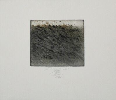 Karl Ludwig Mordstein, 'Terra Incognita', 1982