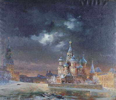 Oleg Aleksandrovich Leonov, 'The Red Square', 1998