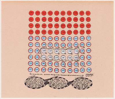 George Widener, 'Untitled (Calendrical Geometry 004)', 2015