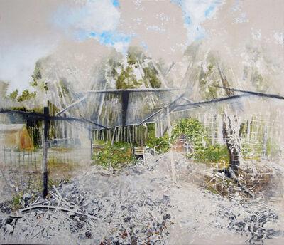 David Kaarsemaker, 'Deer Fence 1'