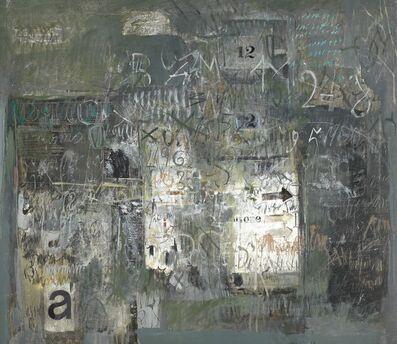 Sarah Grilo, 'Pared Gastada', 1969