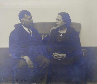 Edward Weston, 'Retrato de los Señores Marín', ca. 1925