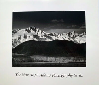 Ansel Adams, 'The New Ansel Adams Photography Series', 1983