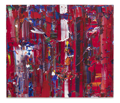 Michael Reafsnyder, 'Red Rocket', 2019