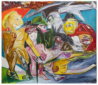 Jacqueline de Jong, 'After the War', 1995-1996