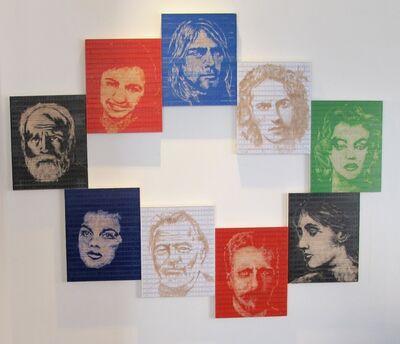Pedro Tyler, 'Serie Diferencias', 2014