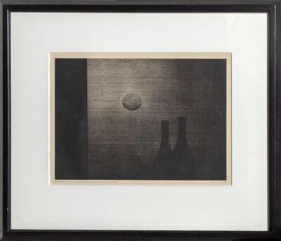 Yozo Hamaguchi, 'Bin to Kurumi (Bottles and Walnut)', 1959