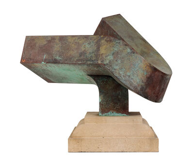 Clement Meadmore, 'Prez', 1992