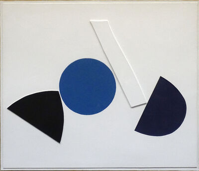 Alan Reynolds, 'Ascending', 1970