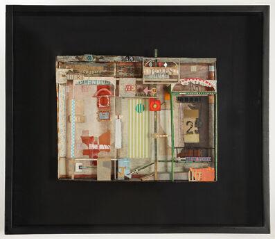 Addie Herder, 'New York Collage', 1989