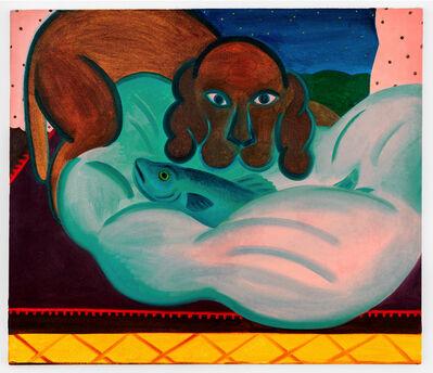 André Ethier, 'Untitled (Brown Dog)', 2017