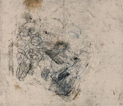 Oscar Murillo (b. 1986), 'Drawings off the Wall (Ill)', 2011