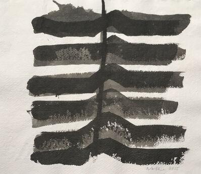 John Walker (b.1939), 'Untitled', 2015