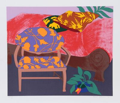 Hunt Slonem, 'Chez', 1980