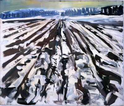 Anselm Kiefer, 'Siegfried vergißt Brünhilde', 1975