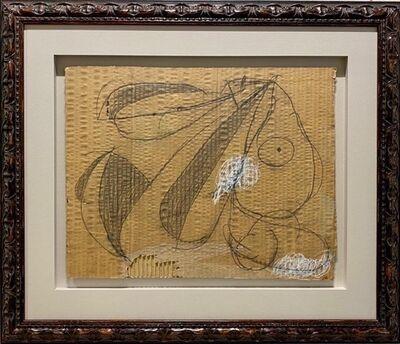 Joan Miró, 'Femme - Woman ', 1979