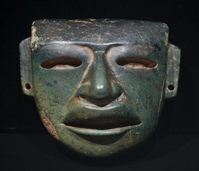 Anonymous, 'Teotihuacan Mask', 400-600