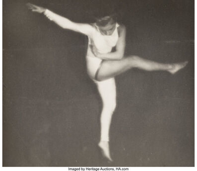 Josef Sudek, 'Study of a Dancer', circa 1930s