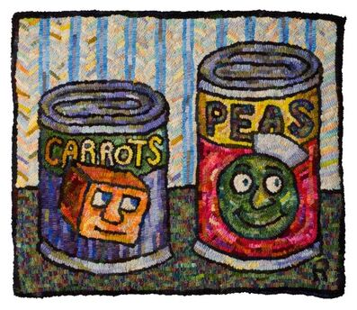 Roz Chast, 'Carrots and Peas', 2013
