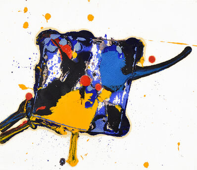 Sam Francis, 'Untitled', 1977