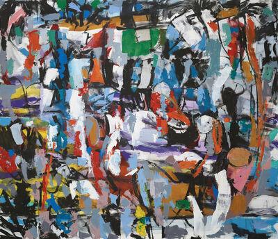 Arthur Monroe, 'Super Market (Rush Hour)', 2011